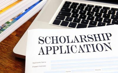 Apply for a Scholarship